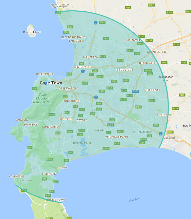 map-delivery-zone