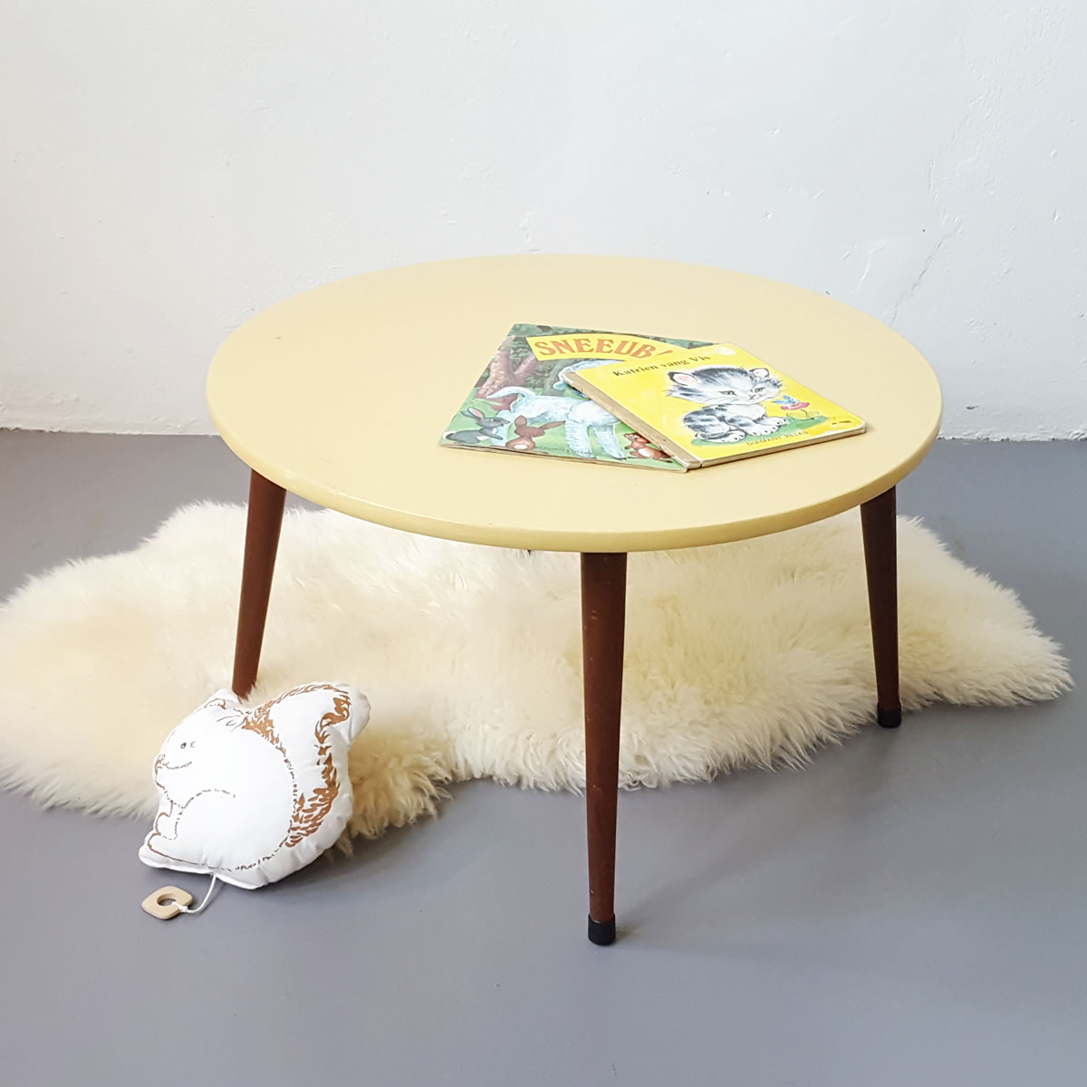 Round Coffee Tables Cape Town: Vintage Pinocchio Comes To Life LP