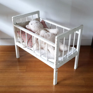 wooden-dolls-bed-vintage-kids-furniture-cape-town-1