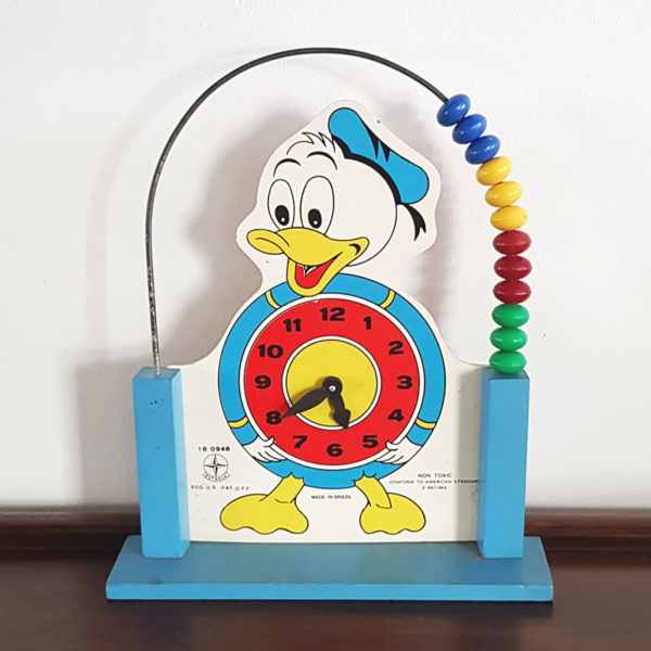 donald-duck-walt-disney-clock-vintage-decoration-cape-town-2019-1