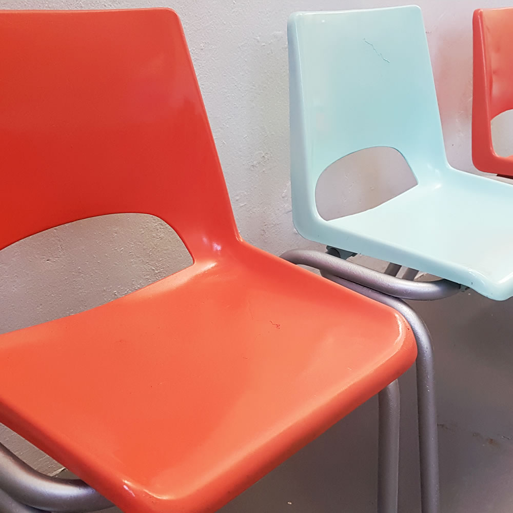 Astounding Kids School Chair Coral Gmtry Best Dining Table And Chair Ideas Images Gmtryco
