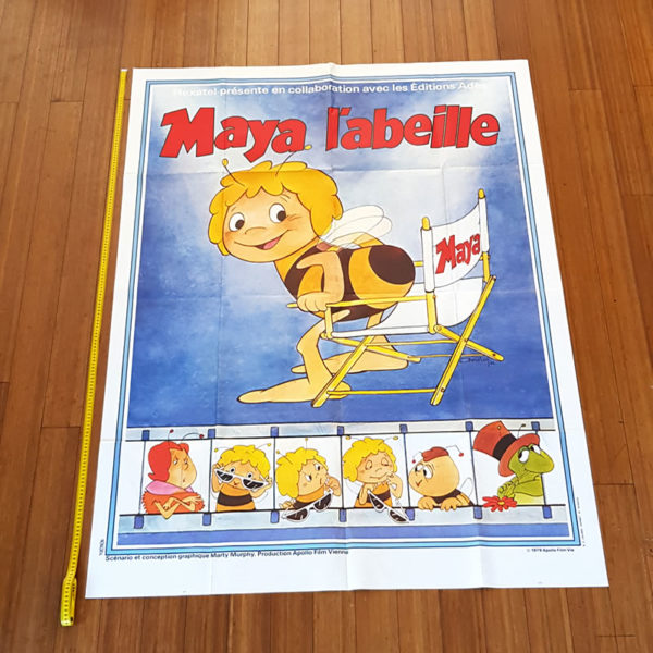 poster-maya-the-bee-vintage-kids-decoration-cape-town-1
