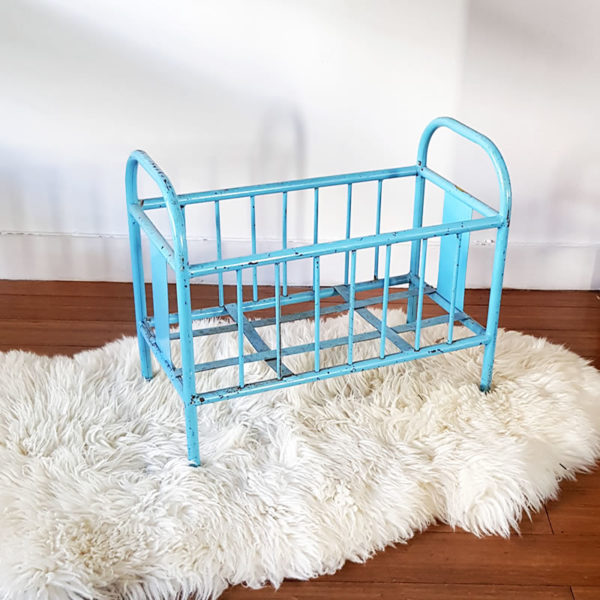 metal-doll-bed-kids-vintage-toys-cape-town-1